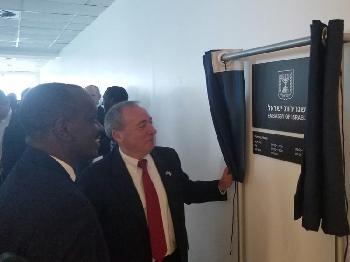 Israelische Botschaft in Ruanda eingeweiht