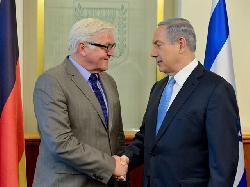 Ministerpräsident Netanyahu trifft Steinmeier