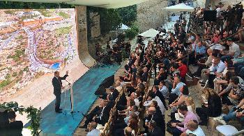 Israel: Archäologische Stätte für Touristen eröffnet