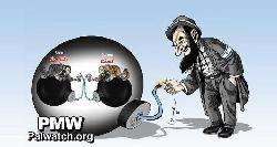 Fatah veröffentlicht antisemitischen Cartoon