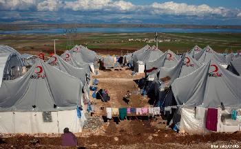 Türkei droht mit einer Wiederbelebung der europäischen Migrationskrise