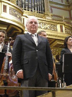 Illegaler jüdischer Dirigent