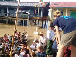 IsraAID hilft in Myanmar