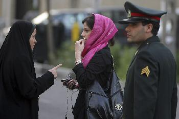 Iranische Frauen kämpfen um die Freiheit