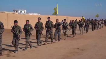 Kurden waren wesentlich an Tötung des Terrorkalifen beteiligt