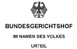 Prof. Dr. Jürgen Ellenberger neuer Vizepräsident des Bundesgerichtshofs