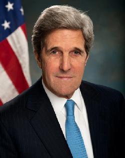 Späte Einsicht von John Kerry