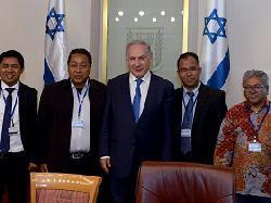 """""""Die Zeit ist reif für offizielle Beziehungen zwischen Indonesien und Israel"""""""
