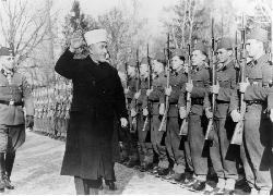 Telegramm Himmlers an Jerusalemer Großmufti wiederentdeckt
