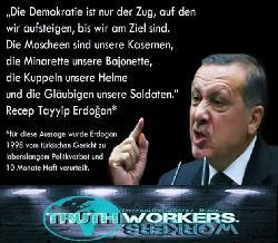 Erdogans Krieg gegen den Westen