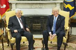 Abbas hat seine Versprechen an Trump bereits gebrochen