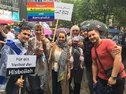 Starkes Zeichen in Berlin gegen Antisemitismus