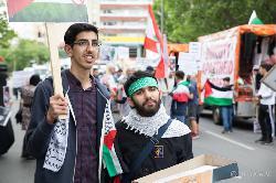 Auswertung der antisemitischen Ausrichtung des `Qudsmarsches´ in Berlin