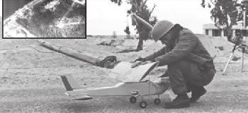 Wie ein israelischer Soldat die Drohne erfand