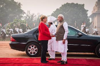 Indien und Deutschland vereinbaren engere Zusammenarbeit