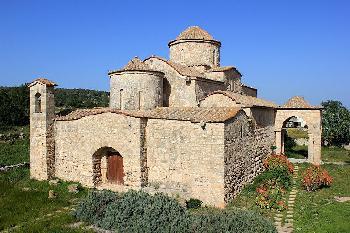 Die Türkei löscht die christliche Kultur des besetzten Zypern aus