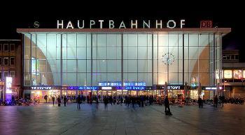 Terrorist vom Hauptbahnhof Köln mit Haftbeschwerde gescheitert