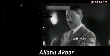 Ägyptisches TV: `Hitler motivierte sein Volk mit Koran-Suren und Allahu Akbar-Rufen´[Video]