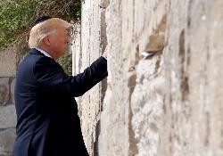 `Wir werden nie vergessen, was Trump für Israel tut´