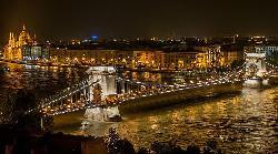 Budapest trägt Kippa