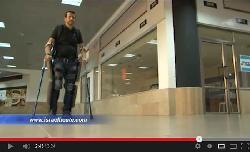 Israel-Video: Ein Gelähmter kann wieder gehen - Hoffnung für Millionen weltweit