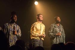 Young Fathers - BDS-Band stellt neues Album auf der Ruhrtriennale vor