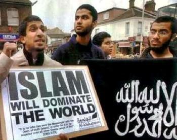 Europa: `Die Vision ist ein islamischer Staat´