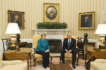 Auf wessen Seite steht Deutschland?