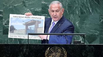Israel ruft UNO zur Inspektion des geheimen Nuklearlagers im Iran auf