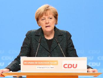 Angela Merkel bekommt den Theodor-Herzl-Preis. Wofür?