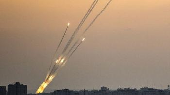 Israel am Wochenende erneut mit Raketen beschossen