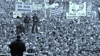 Heute vor dreißig Jahren: Alexanderplatz-Demo mit zwei Gesichtern