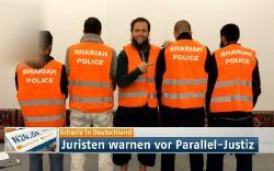 `In Deutschland hat sich eine Paralleljustiz etabliert´