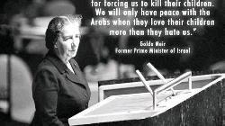 Zitat von Golda Meir führt zur Sperrung auf Facebook