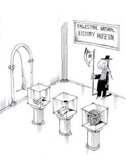 Karikaturen als Zeichen der Verachtung