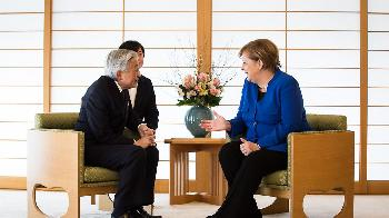 Rede von Bundeskanzlerin Merkel beim Deutsch-Japanischen Wirtschaftsdialogforum