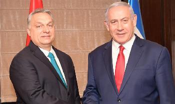 Ungarn eröffnet Vertretung in Jerusalem