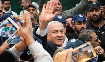 Finale Umfrage vor Wahl in Israel