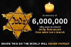 Holocaust-Gedenktag - Yom haShoah