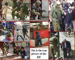 """""""Die IDF brachte den Arabern Brot und die Freiheit"""""""