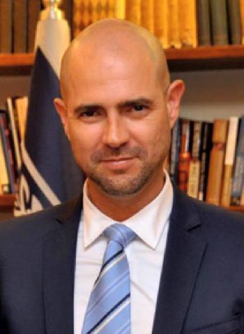 Israel bekommt ersten schwulen Justizminister