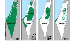Lügende Landkarten-Propaganda