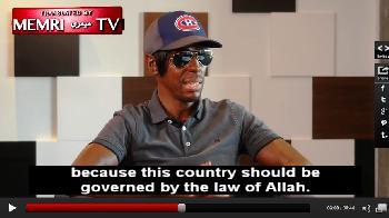 ´In Deutschland muss das Gesetz Allahs regieren´ [Video]
