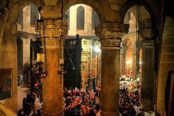 Verdeckte Schichten der Grabstelle Jesu aufgedeckt
