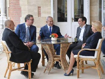 Premierminister Netanyahu in Bulgarien