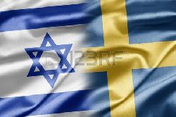 """Surprise! Schweden genehmigt Grenzen Â""""Palästinas"""" mit Auslöschung Israels"""
