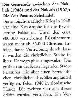Offener Brief von Gerd Buurmann an den Pfarrer von Bethlehem