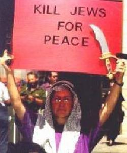 Die arabische Gewalt gegen Juden