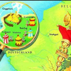 Asterix und die Türken