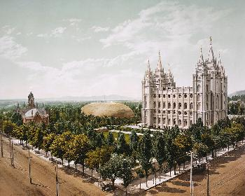 Gleichgeschlechtliche Ehe: Kurswechsel der Mormonen-Kirche